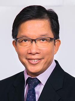 Phang Yew Keong, Nigel