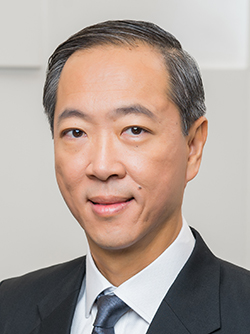 Yeo Chuan Seng, Victor